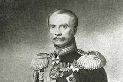 Кн. Васильчиков И.В. Портрет 1830-х гг