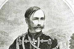 Васильчиков В.И. Литография Л. Серякова. 1850-е гг