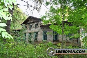 имение Дурасовых в Лебедянском районе