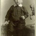 Сергей Аронов. Омск. 1907 г.