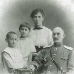 военврач С.И. Полыковский