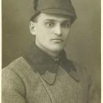 Сергей Аронов в рядах РККА. 1927 г.