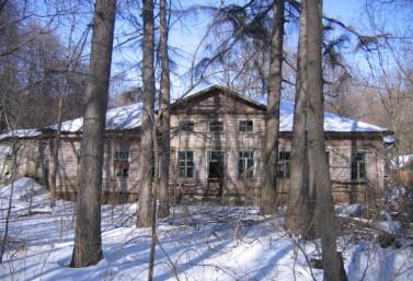 Усадебный дом Дурасовых в селе Шовское Лебедянского района