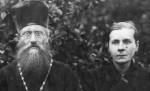 Александр Александрович и Ольга Ивановна Гроздовы. 1920-х гг.
