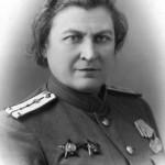 Раиса Александровна Кузьминская (Гроздова). 1945-46 гг.