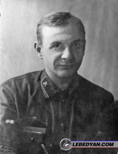 Сергей Александрович Гроздов. 1940-е гг.