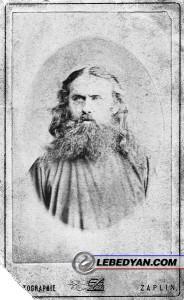 Павел Александрович Индолев. Снимок сделан в Липецке в 1880-х гг.