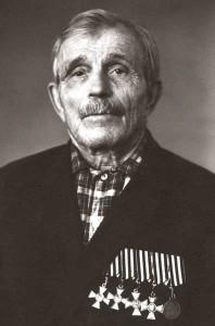 Георгиевский кавалер А. Гулевский