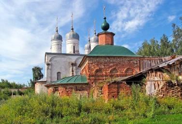 Лебедянский Свято-Троицкий монастырь