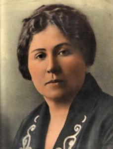 Анна Андреевна Чурилина