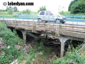 мост в Куймани