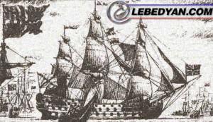 Собственный государя Петра Великого ученик и корабельный мастер