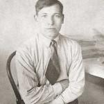 Виктор Алексеевич Неронов. Фото 1930-х гг.