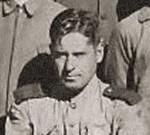 Юрий Алексеевич Неронов. Манчжурия. 1945 г.