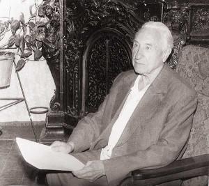Николай Вениаминович в гостях у журналистов лебедянской районной газеты.