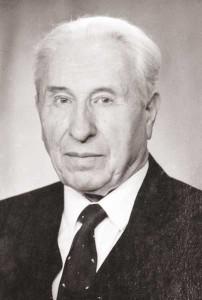 Николай Вениаминович Романовский