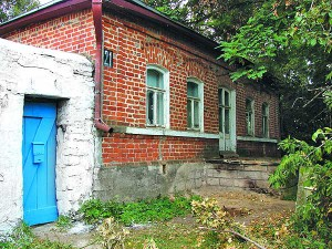 Б. Кустодиев в Лебедяни