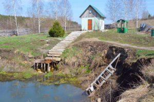 святой источник в селе Шовское
