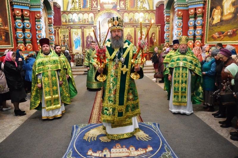 вербное воскресение в Лебедяни