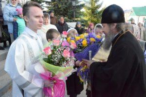 епископ Максим в Лебедяни