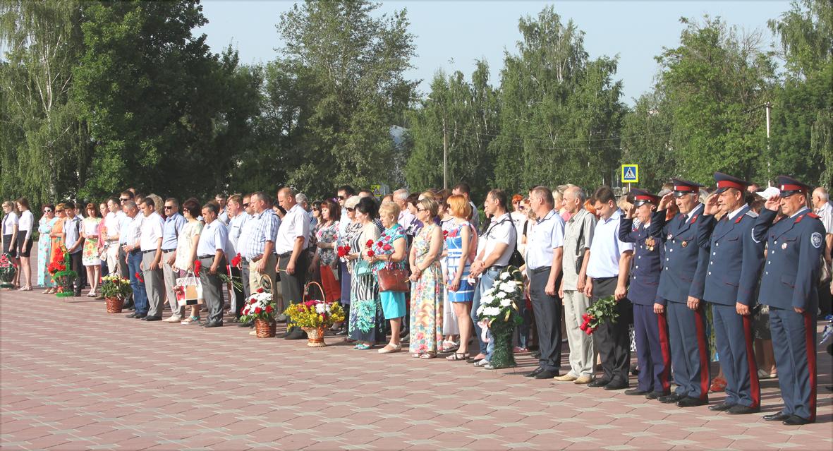 митинг 22 июня 2016 в Лебедяни
