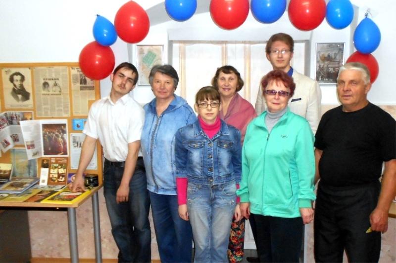 литературный клуб Лебедянь