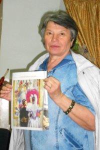 Людмила Бахтина