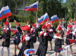 День России в Лебедяни