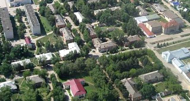 поселок машзавода в Лебедяни