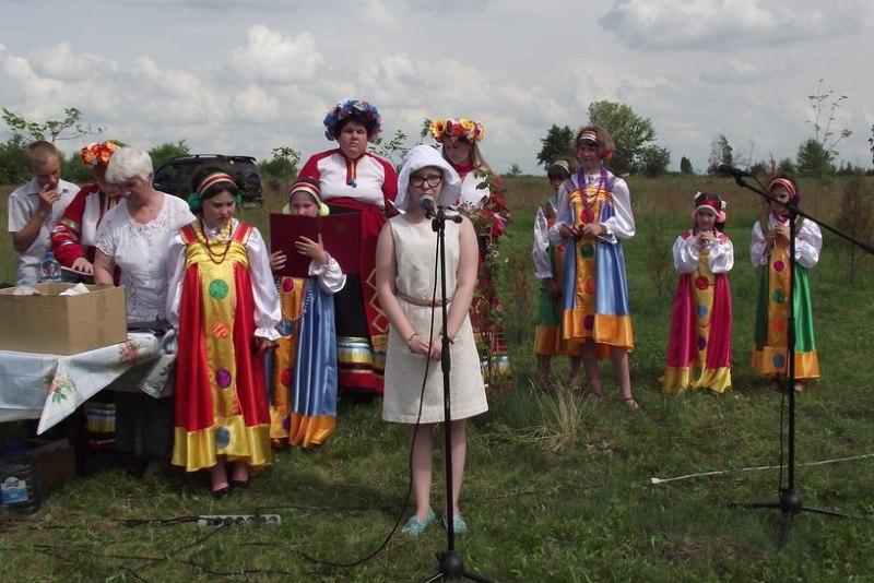 Аня Кулагина в Дубровке