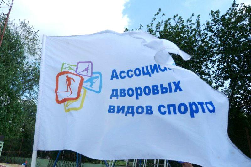 Ассоциация дворовых видов спорта Липецкой области