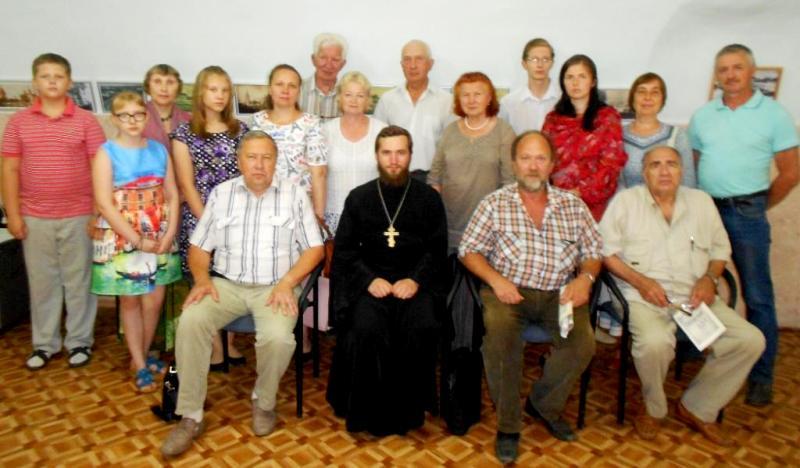 потомки Романовских в Лебедяни