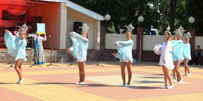 танцевальный коллектив микс