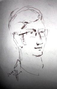 портрет павла пономарева