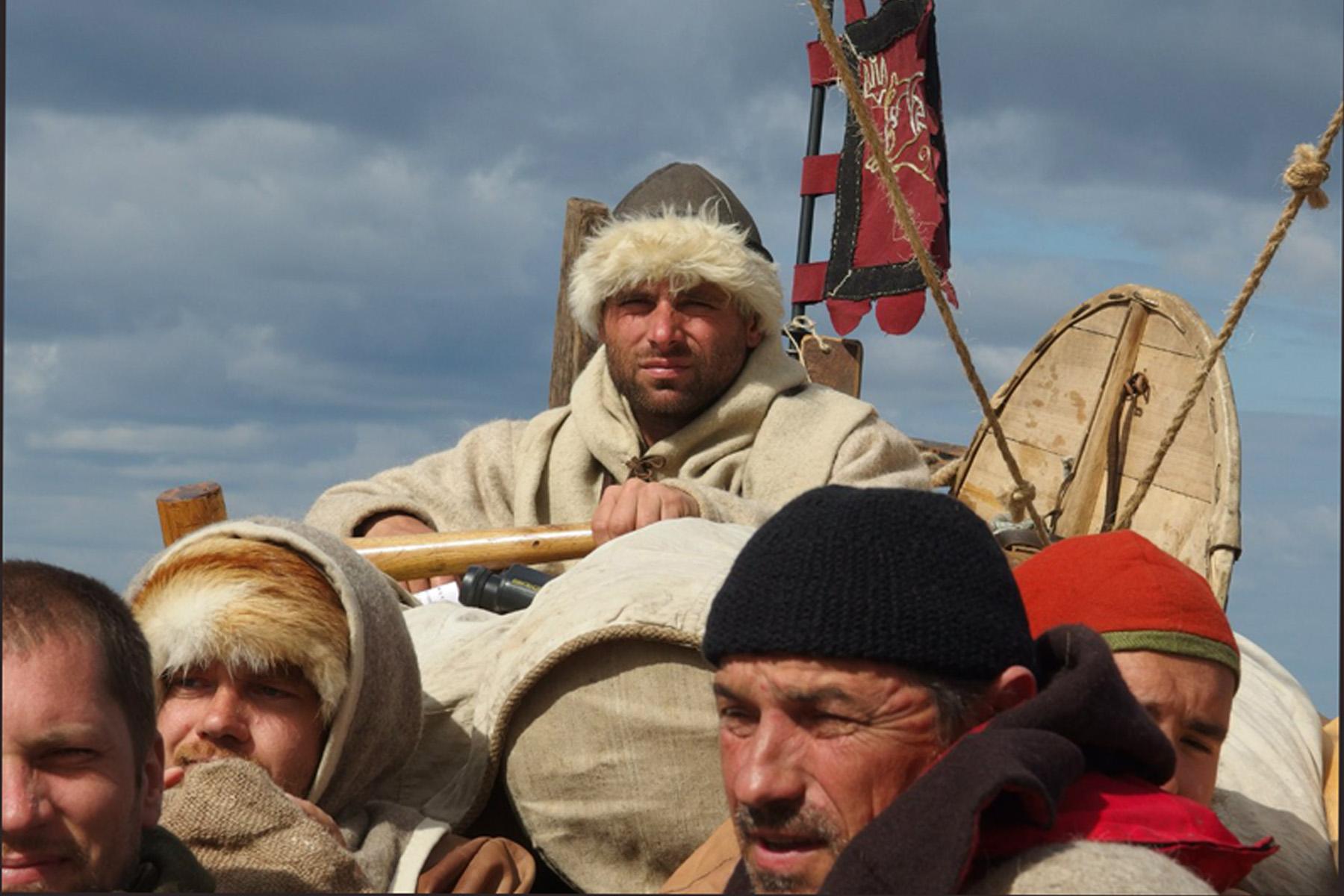 по Белому морю