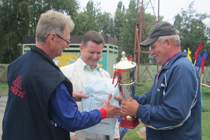 турнир по городошному спорту в Лебедяни 13 августа 2016 года