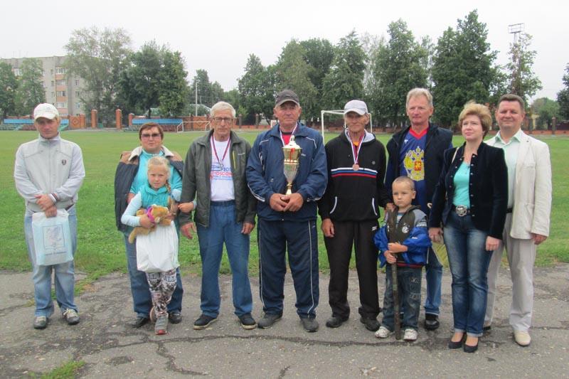 первенство по городошному спорту в Лебедяни 13 августа 2016 года
