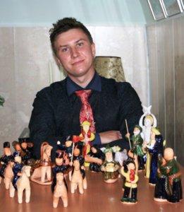 глиняные игрушки славы червякова