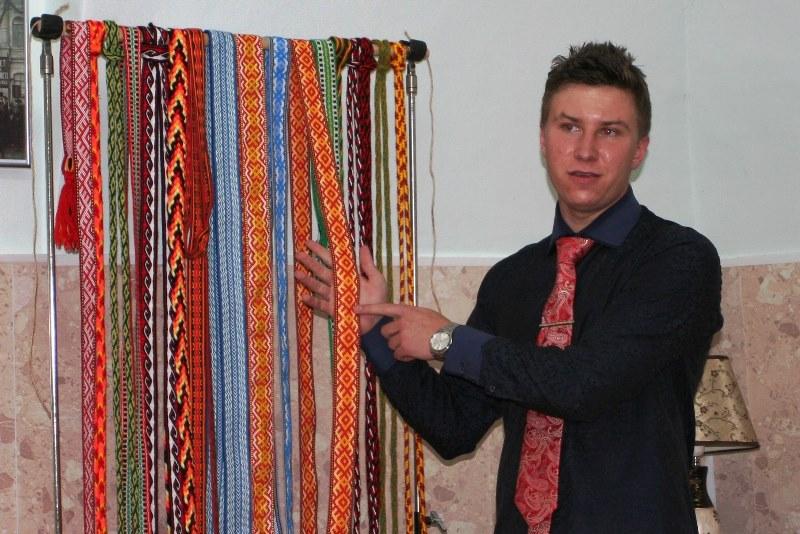 вячеслав червяков и его плетеные пояса