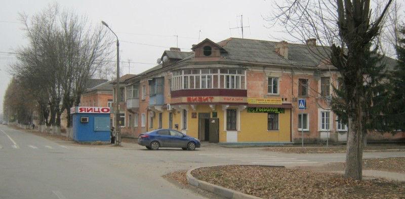 сталинские двухэтажки в городе лебедянь липецкой области