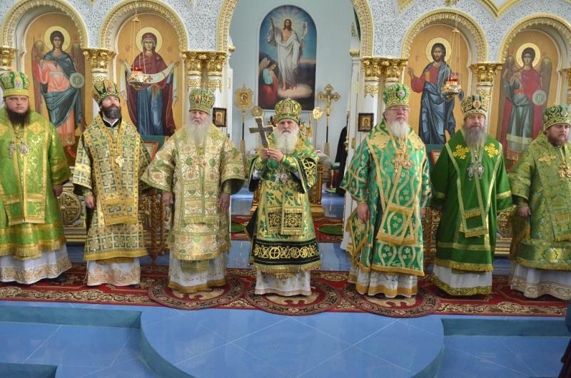 в шовском прошли торжества, посвященные 150-летию со дня рождения преподобного силуана афонского