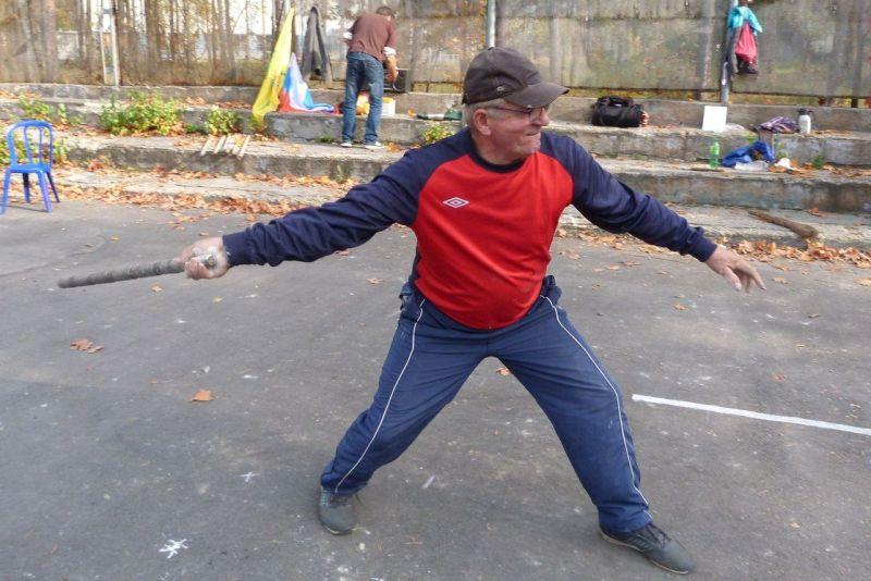В игре Анатолий Леонов