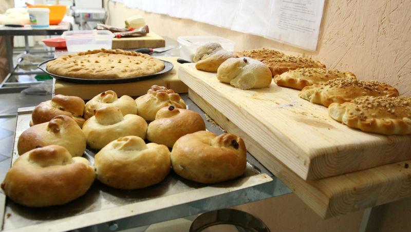 в лебедянyи открылась пекарня