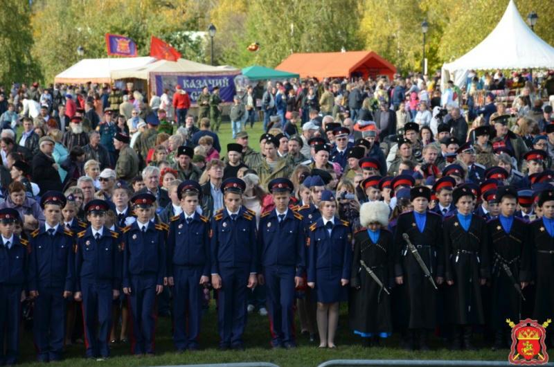 казачий фестиваль в москве
