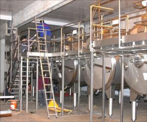 Лебедянский молзавод модернизирует производство