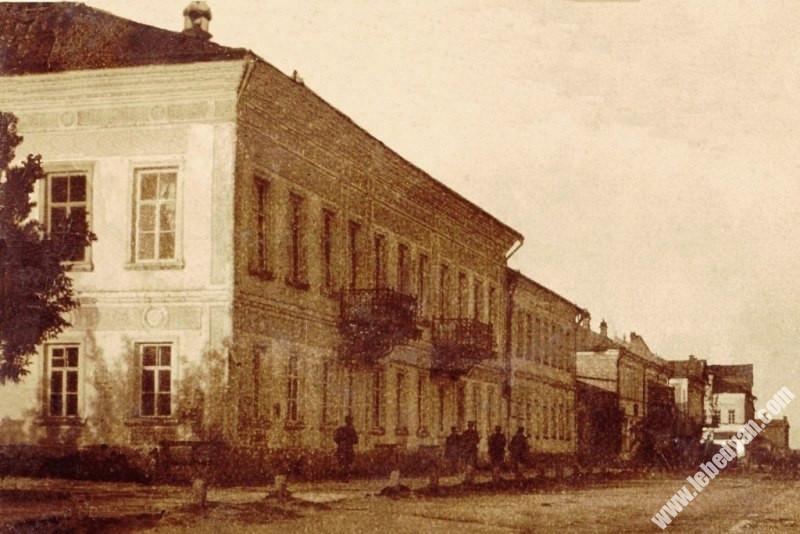 Дом П.И. Игумнова (1900-е)