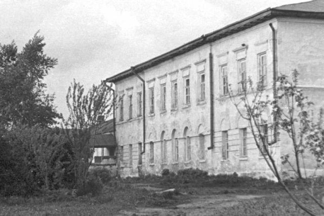 здание магистрата