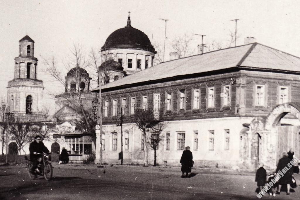 Дом Фудельмана в г. Лебедяни