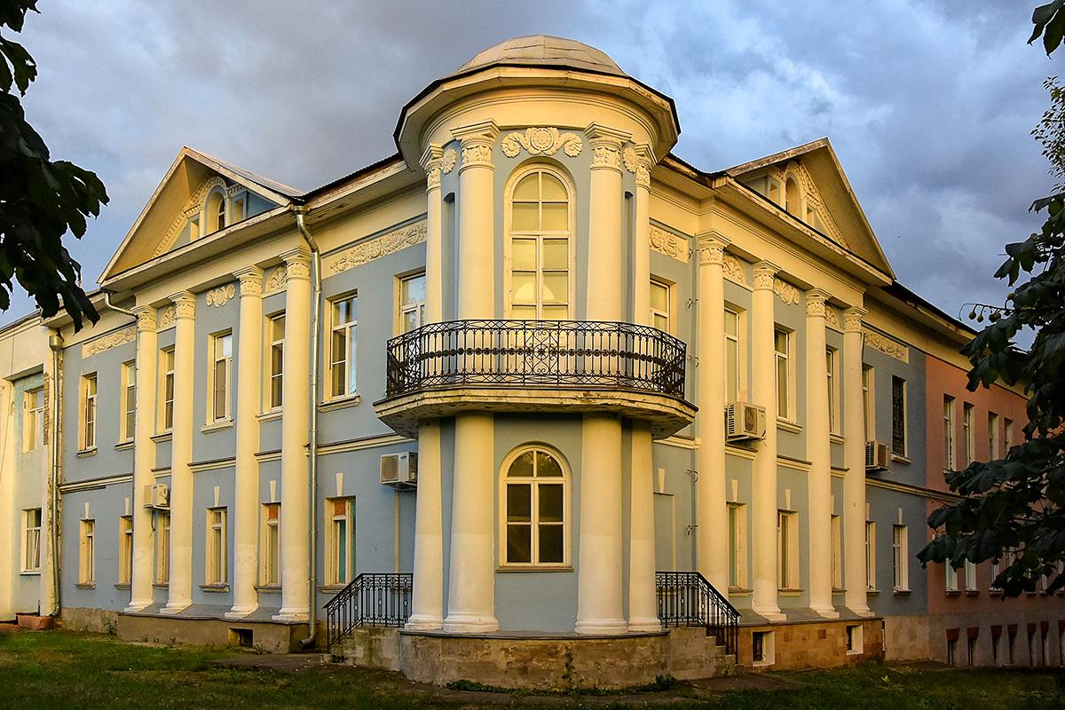 Земская больница, г. Лебедянь