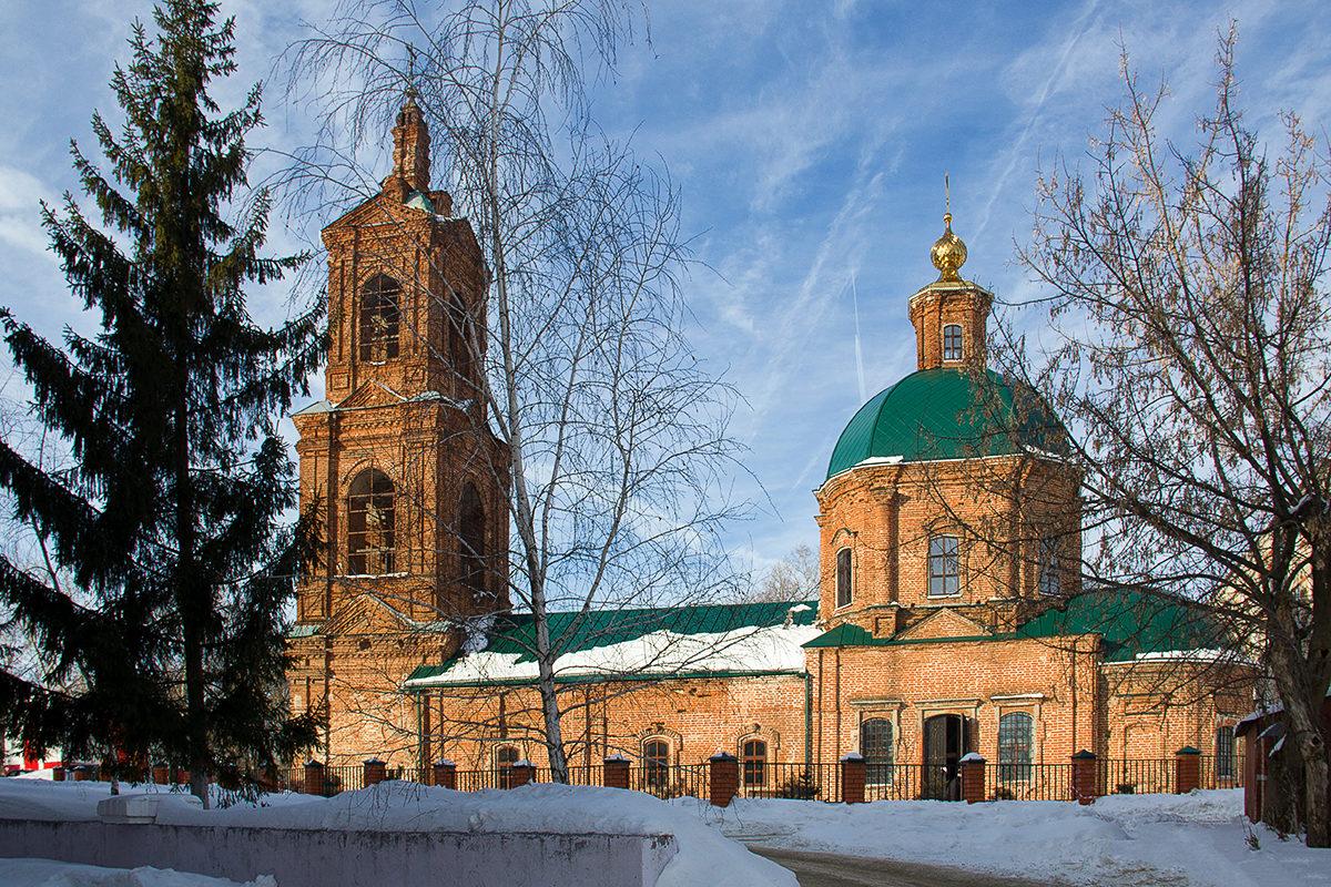 Старый Казанский собор (1771 г.) (ул. Почтовая)